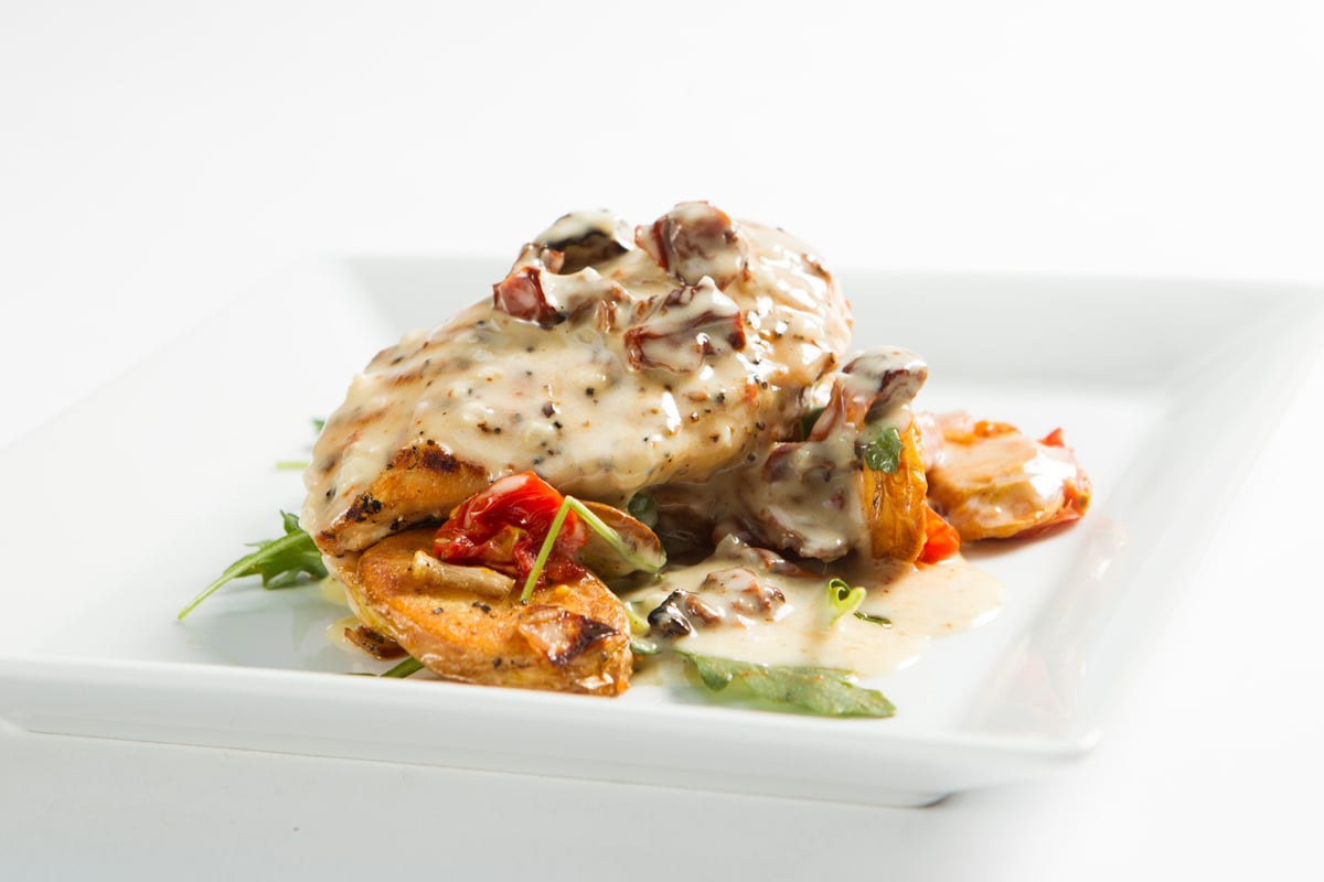 grilled-chicken-smoked-tomato-butter-sauce-warm-fingerling-potato-salad_8578413832_o.jpg
