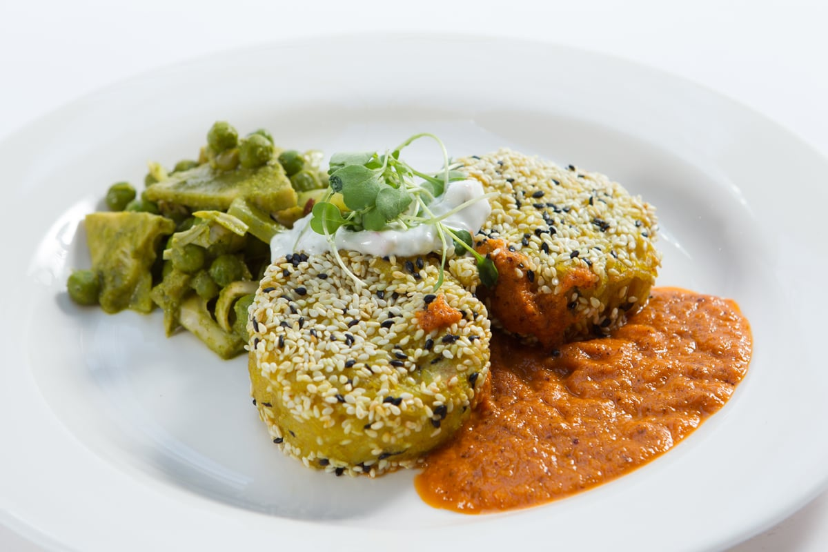 rice-and-cheese-croquette-green-pea-jack-fruit-aromatic-tomato-jus_12935772944_o.jpg